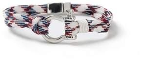 Topman Mens White Rope Bracelet*