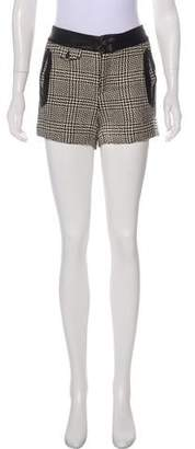 Rag & Bone Mid-Rise Tweed Shorts w/ Tags