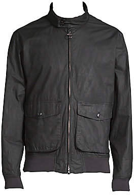 Barbour Men's Hagart Waxed Cotton Jacket