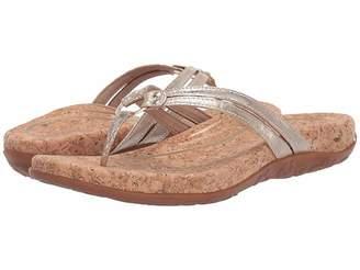 f17ff0796af Aetrex Thong Women s Sandals - ShopStyle