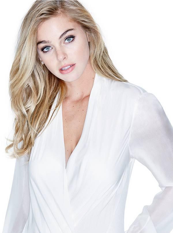 Marciano Daria Long-Sleeve Bodysuit