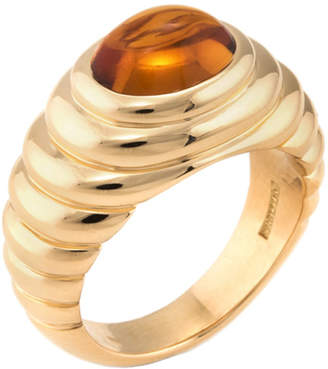 Bulgari Heritage  18K 1.70 Ct. Tw. Citrine Ring