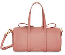 Mansur Gavriel Pebbled Mini Mini Leather Duffel Bag