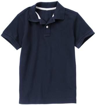 Crazy 8 Crazy8 Uniform Pique Polo