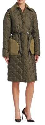 Altuzarra Creedence Reversible Quilted Coat