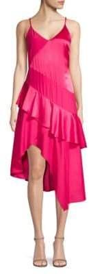 Parker Selma Combo Slip Dress