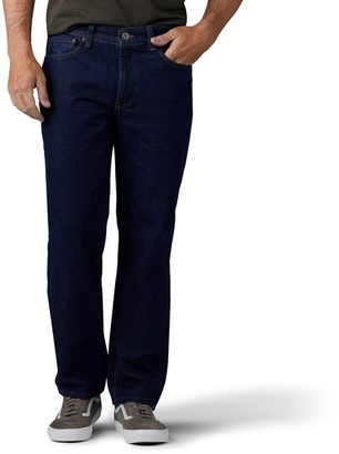 Men's Urban Pipeline Relaxed-Fit Straight-Leg Jeans