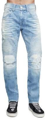 True Religion Skinny Moto Jeans