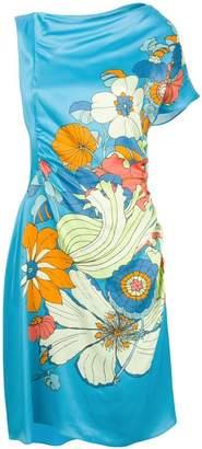 Peter Pilotto floral design shift dress