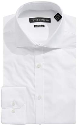 Vince Camuto Slim-Fit Solid Dress Shirt