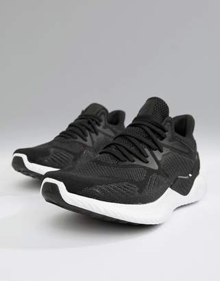adidas Alphabounce beyond sneakers in black ac8273