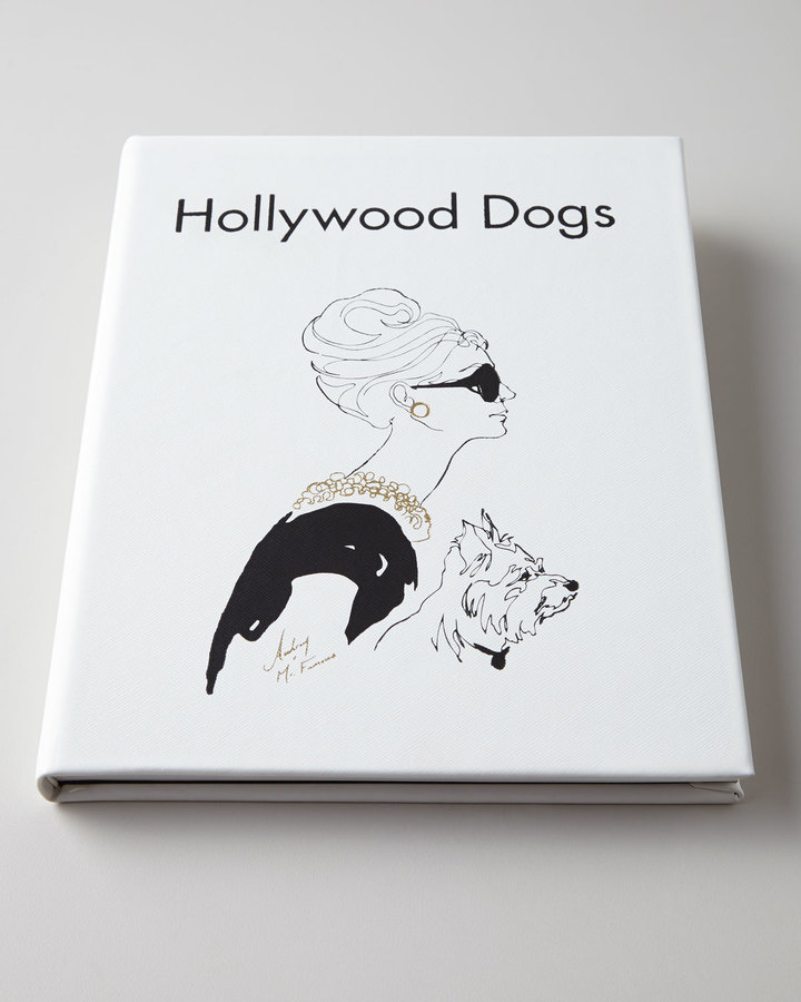 """Graphic Image Hollywood Dogs"""" Book"""