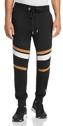 True Religion Color-Block Active Sweatpants
