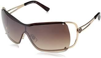 Rocawear Women's R650 Gldts Shield Sunglasses