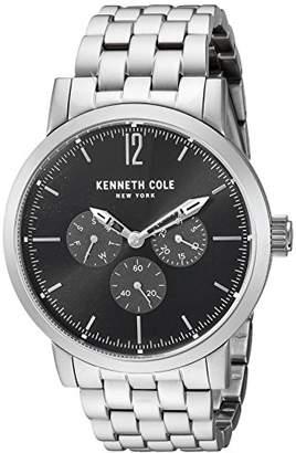 Kenneth Cole New York Men's Sport' Quartz Stainless Steel Dress Watch
