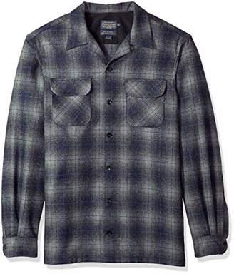Pendleton Men's Size Big & Tall Long Sleeve Board Shirt