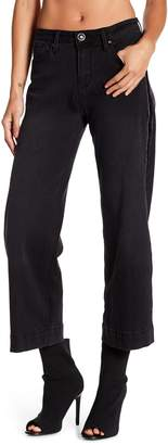 Seven7 Embellished High Rise Gaucho Jeans