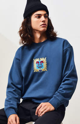 Obey Atlantic Crew Neck Sweatshirt