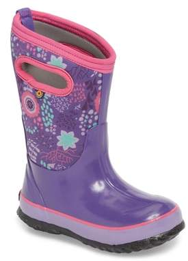 Bogs Classic Reef Insulated Print Boot