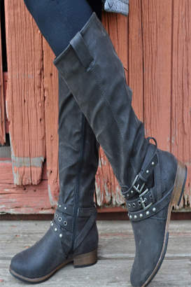 Consolidated Shoe Co Boundless Tall Boot