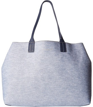 Tommy Hilfiger TH Reversible Tote $118 thestylecure.com