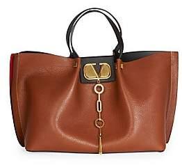 Valentino Women's Medium VSling Escape Leather Tote