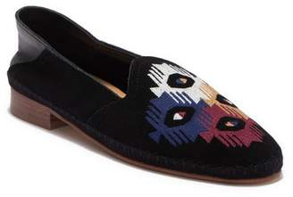 0110ddae2ff Soludos Embroidered Venetian Loafer