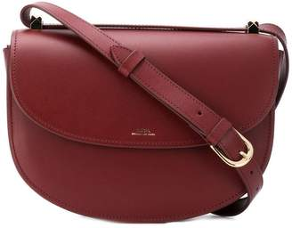A.P.C. Sac Geneve saddle bag