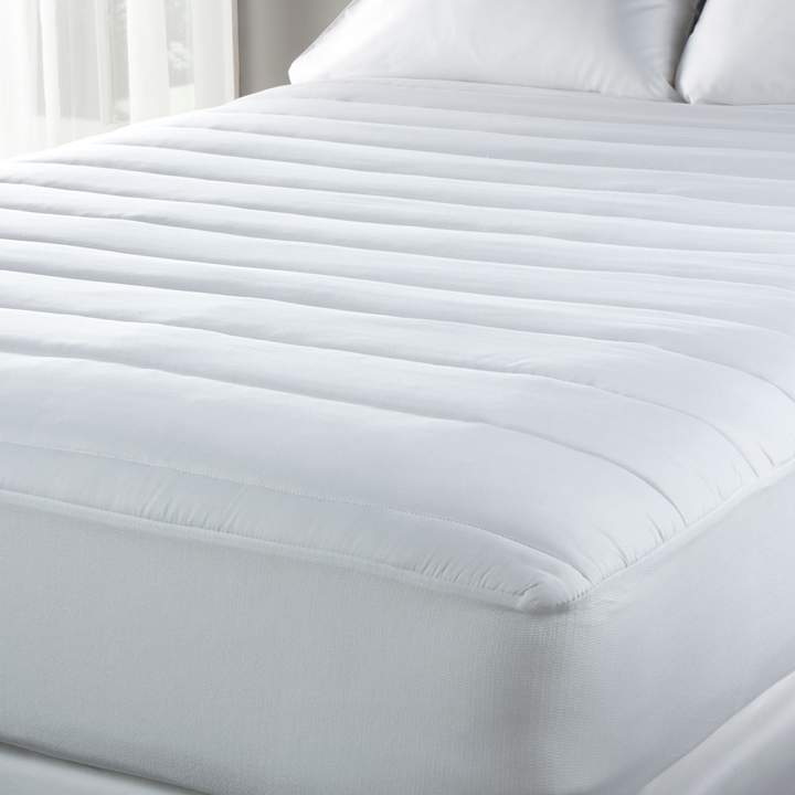 300 Thread Count Temperature Regulated Mattress Pad