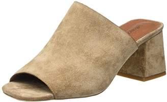 Jeffrey Campbell Women High Heels Beige Size: