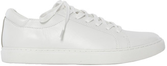Kenneth Cole Kam Sneaker $120 thestylecure.com