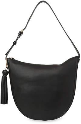 Leather Slouchy Hobo Bag - ShopStyle UK 5b2ce84254591