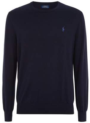 Polo Ralph Lauren Ribbed Knit Sweater