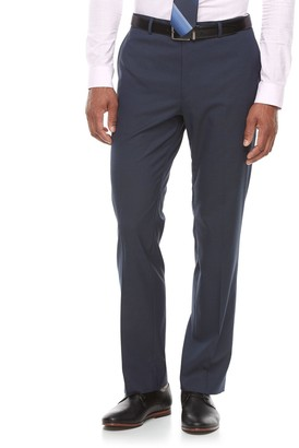 Apt. 9 Men's Slim-Fit Stretch Flat-Front Suit Pants