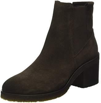 Ca Shott Ca'shott Women's A16070 Ankle Boots, (Brown Suede 066)