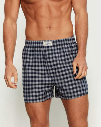 Lucky Brand 3-Pack Woven Boxers