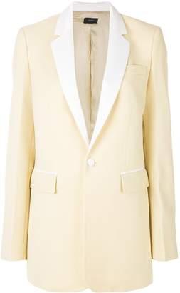 Joseph evening single-breasted blazer