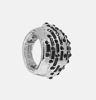 Avenue Black Diamond Epoxy Ring