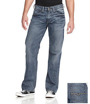 GUESS Men's Denver Relaxed Fit Jean