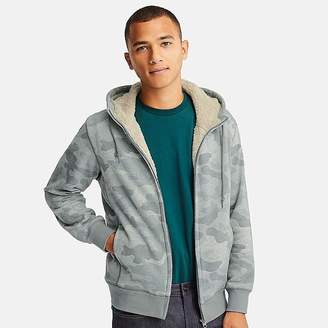 Uniqlo Men's Pile-lined Sweat Full-zip Hoodie