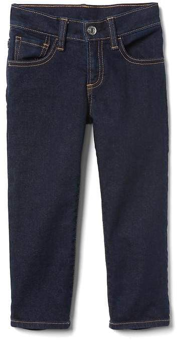 Straight Jeans with Stretch