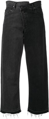 Monse cropped jeans