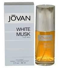 Jovan White Musk 90ml Edc Spray for Men