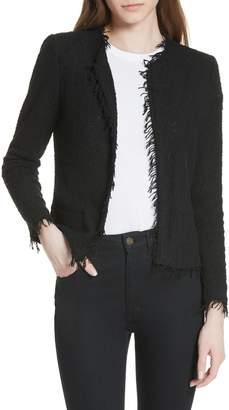 IRO Shavani Tweed Jacket