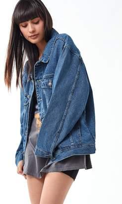 Urban Renewal Vintage Oversized Denim Jacket