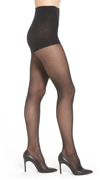 Women's Dkny Light Opaque Control Top Tights