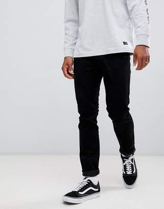 Lee Luke Skinny Jeans Black