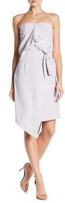 Elliatt Studio Strapless Dress
