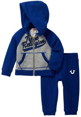 True Religion Old School Hoodie Set (Baby Boys) $79 thestylecure.com