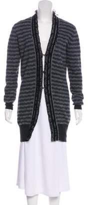 Fendi Wool-Blend Cardigan